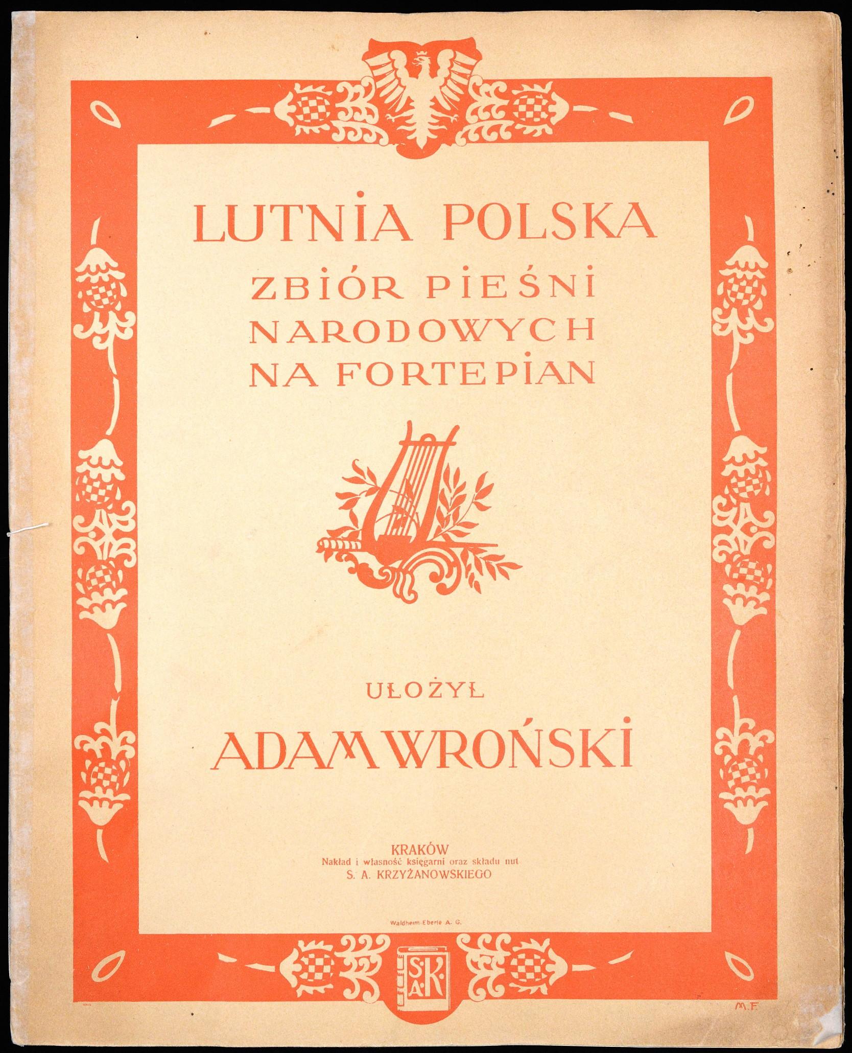 Piotr Boroń Co Polacy śpiewali W Dobie Odzyskania